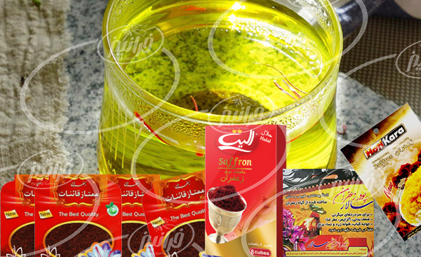 قیمت پودر فشرده زعفران الیت در جهان
