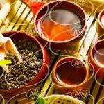 دمنوش پودر زعفران