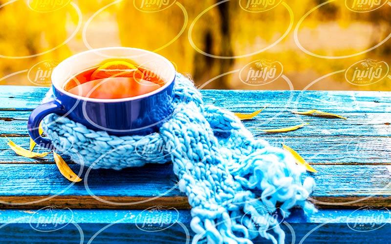 قیمت دمنوش نوین زعفران یک و نیم گرمی