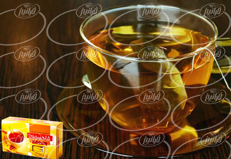 مرکز عرضه مستقیم چای زعفران شاهسوند