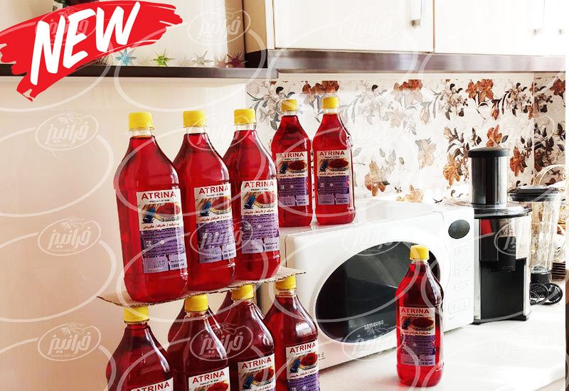 فروش مایع زعفران نشاط برای آشپزخانه ها