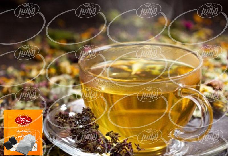 خرید چای زعفرانی سحرخیز برای شرکت های پخش