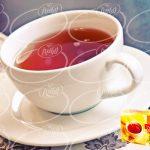 چای زعفران شاهسوند