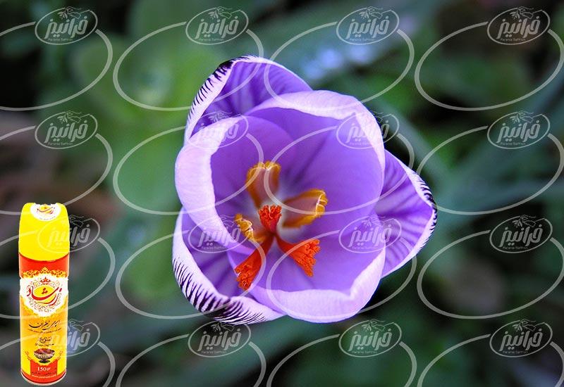 بهترین تعرفه صادرات اسپری زعفران به خاورمیانه
