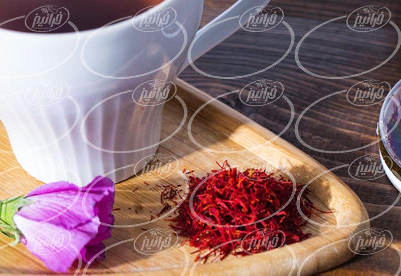 سفارش زعفران مشهد درجه یک و صادراتی