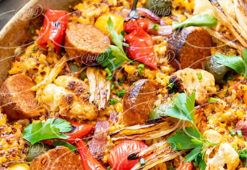 صادرات اسپری مخصوص زعفران درجه یک به ایتالیا