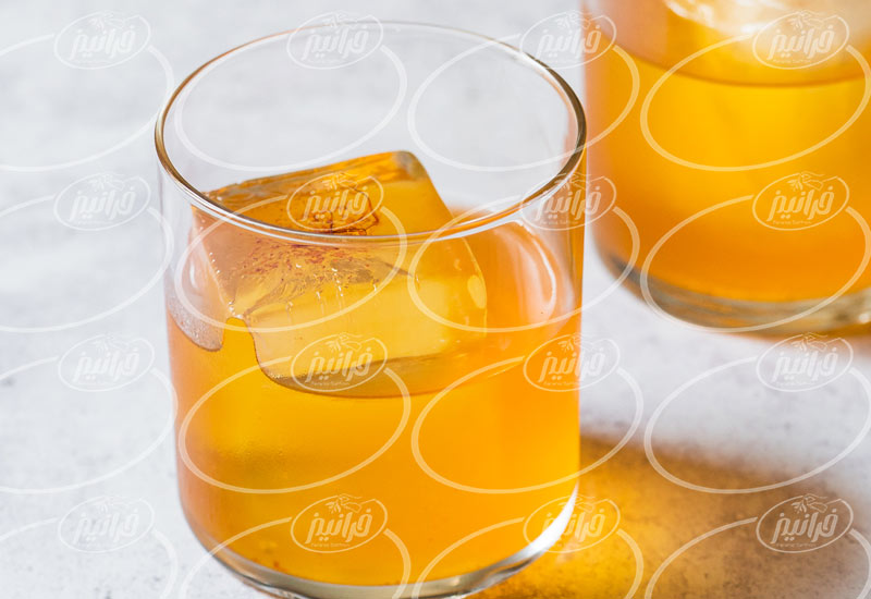 قیمت پودر نوشیدنی نوین زعفران برای صادرات