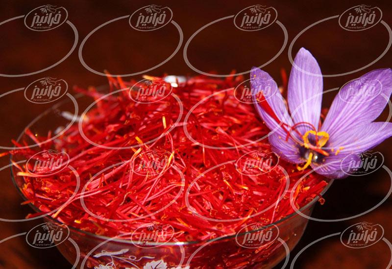 صادرات زعفران قائنات مشهد به اروپا