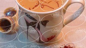 فروش دمنوش زعفران