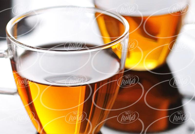 خرید چای کیسه ای زعفران ۲۰ عددی مصطفوی