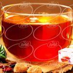 عرضه مستقیم چای زعفران مصطفوی تی بگ
