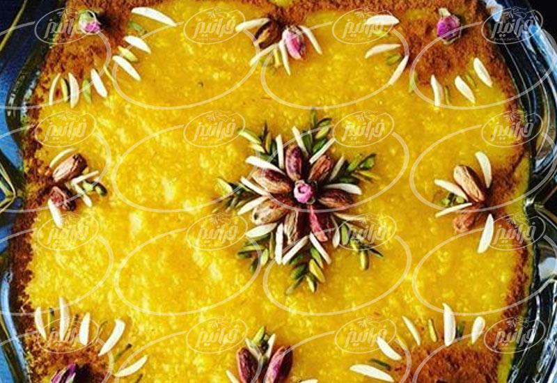 قیمت پودر زعفران زرین خراسان در نمایشگاه ها