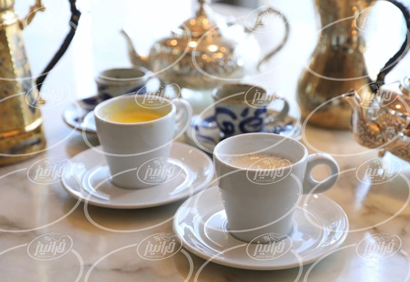 سایت فروشگاهی معتبر چای زعفرانی مشهد