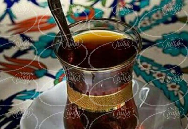 فروش دمنوش زعفران قاشقی درجه یک