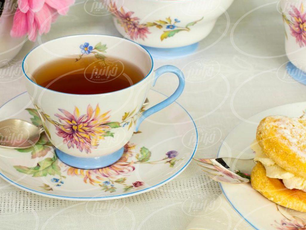 جشنواره بزرگ تخفیف چای زعفرانی سحرخیز