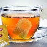 بهرمندی از تخفیف چای سبز زعفرانی سحرخیز