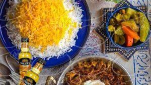 خرید چاشنی زعفرانی آلس پایس توسط رستوران ها